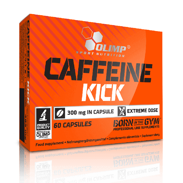 cumpără Caffeine Kick 60 Caps în Chișinău