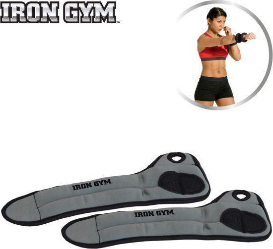 купить Утяжелители  Iron Gym Wrist Weight 1kg в Кишинёве
