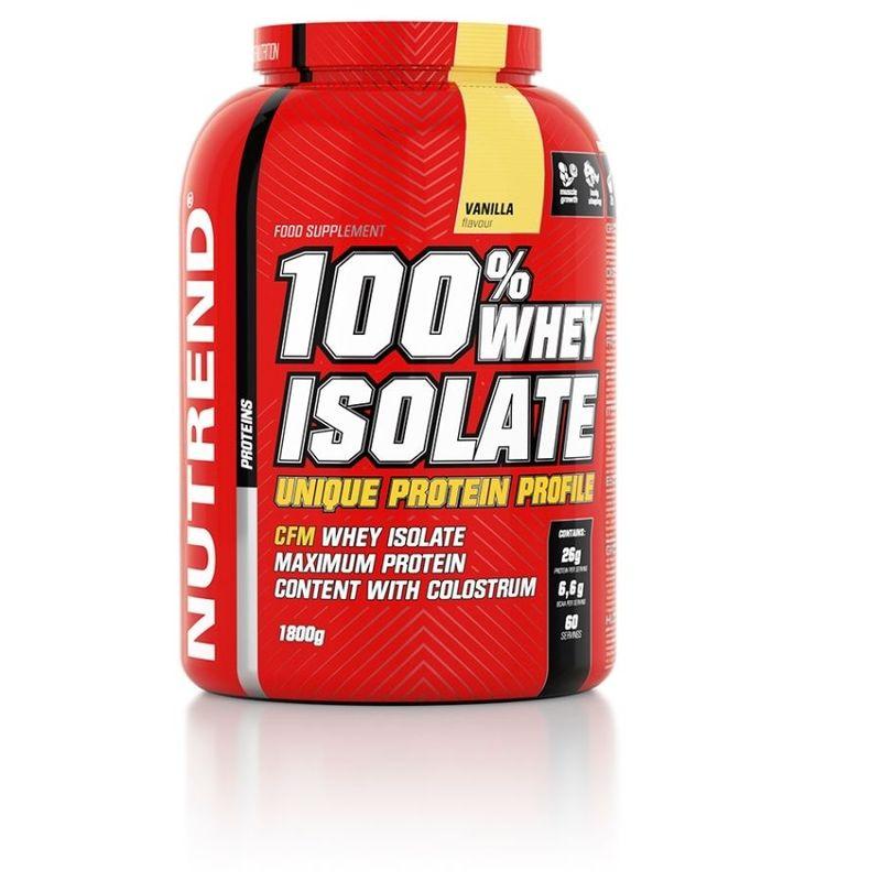купить 100% Whey Isolate, 1800g в Кишинёве