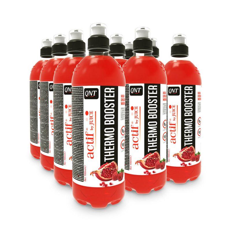купить THERMO BOOSTER RED FRUITS  700 мл в Кишинёве