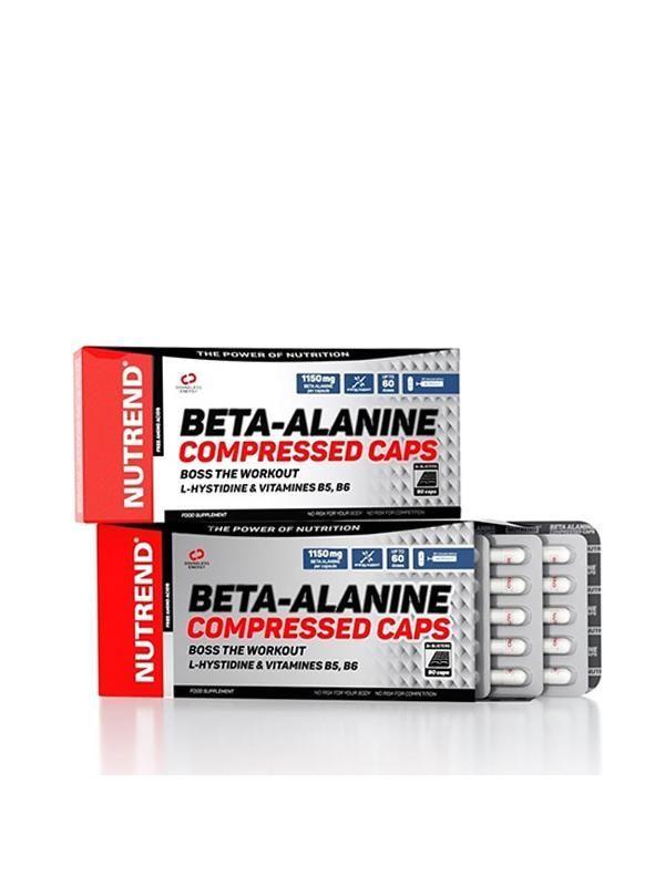 купить BETA-ALANINE COMPRESSED CAPS в Кишинёве