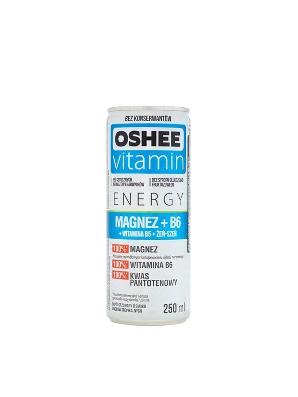 купить OSHEE Vitamin Energy Magnez в Кишинёве