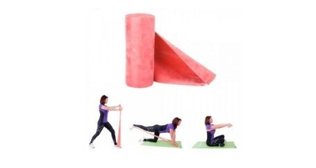 купить Тренировочная лента GU501 RED EXERCISE BAND 500*50*0,3mm в Кишинёве