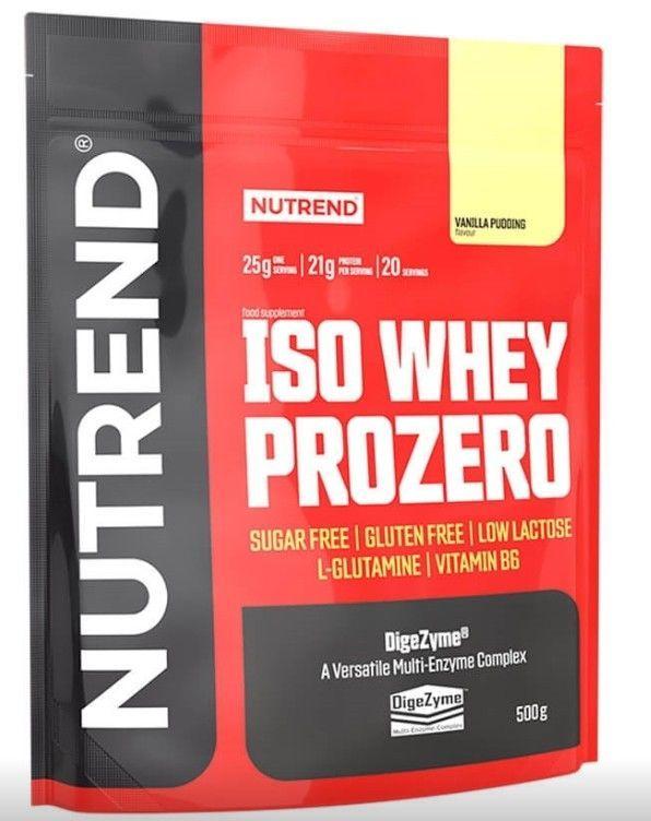 купить Iso Whey Prozero  Nutrend в Кишинёве