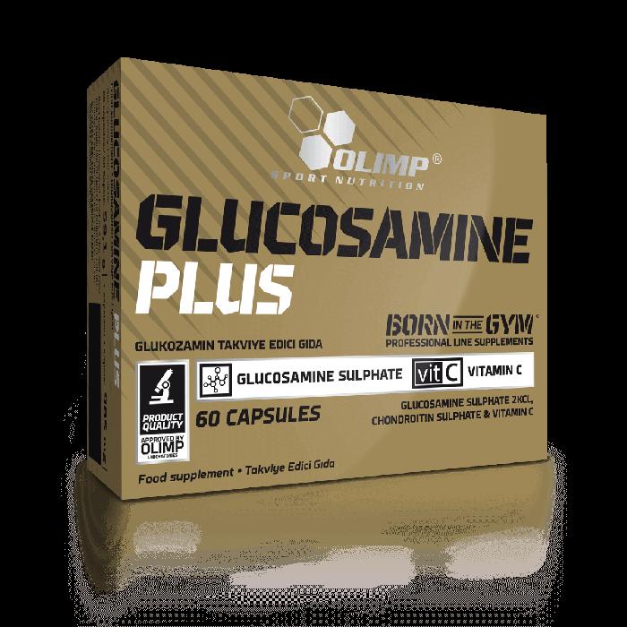 cumpără Glucosamine Plus Sport Edition 60 Caps în Chișinău