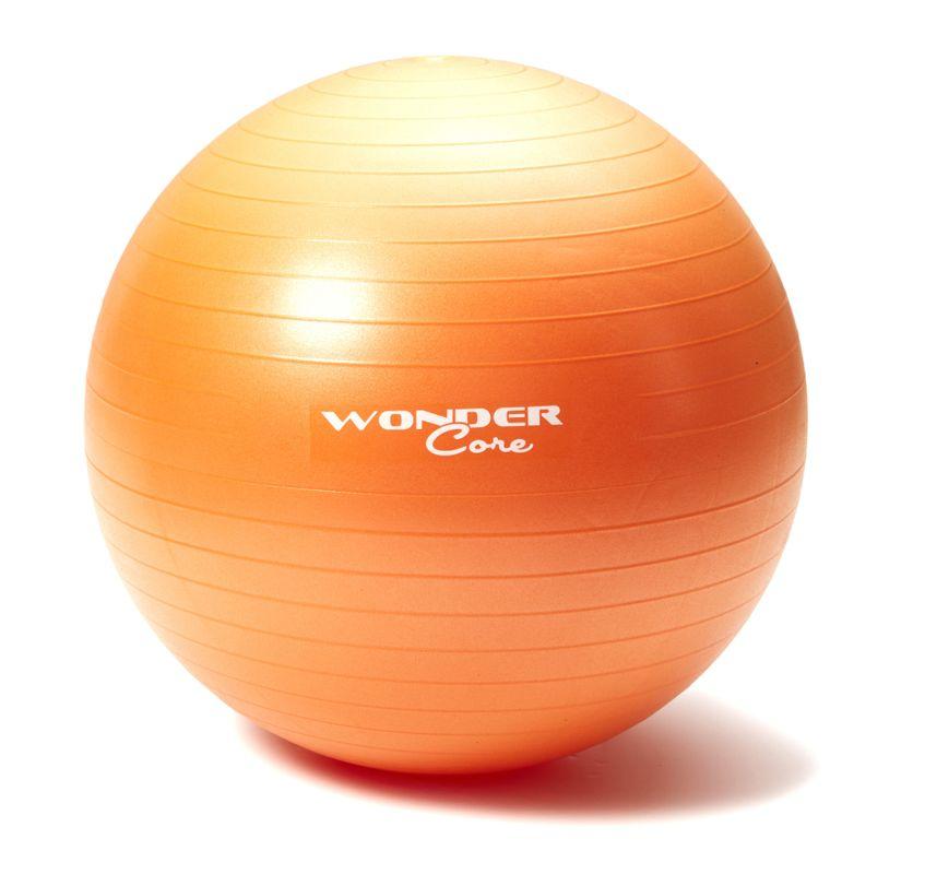 купить Wonder Core - Gym Ball - 65 cm - Orange WOC026 в Кишинёве