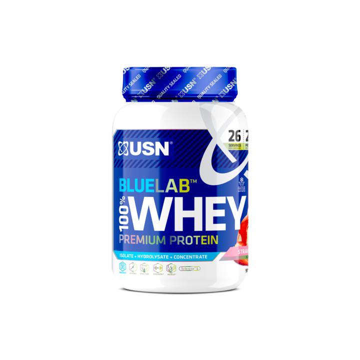 купить Proteine BLW02 BLUE LAB WHEY 908G STRAWBERRY в Кишинёве