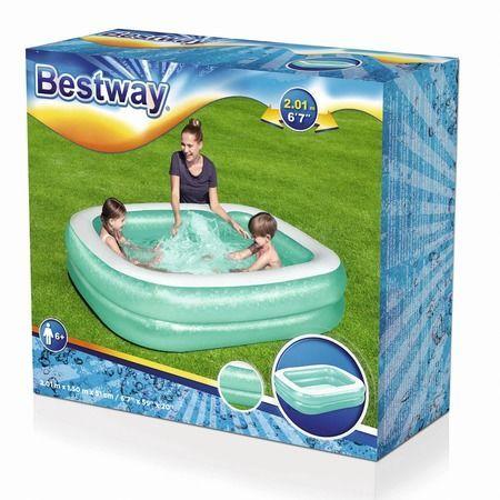 купить Надувной бассейн 201х150х51 #54005 арт. 7926 в Кишинёве