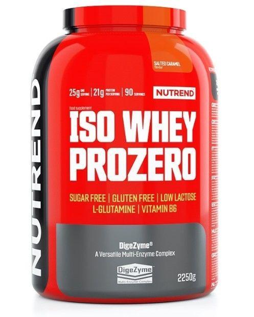 купить NT  ISO WHEY PROZERO 2250 g в Кишинёве