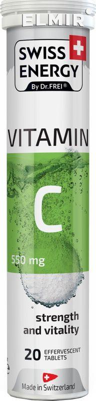 cumpără Swiss Energy Vitamin C 550mg N20 în Chișinău