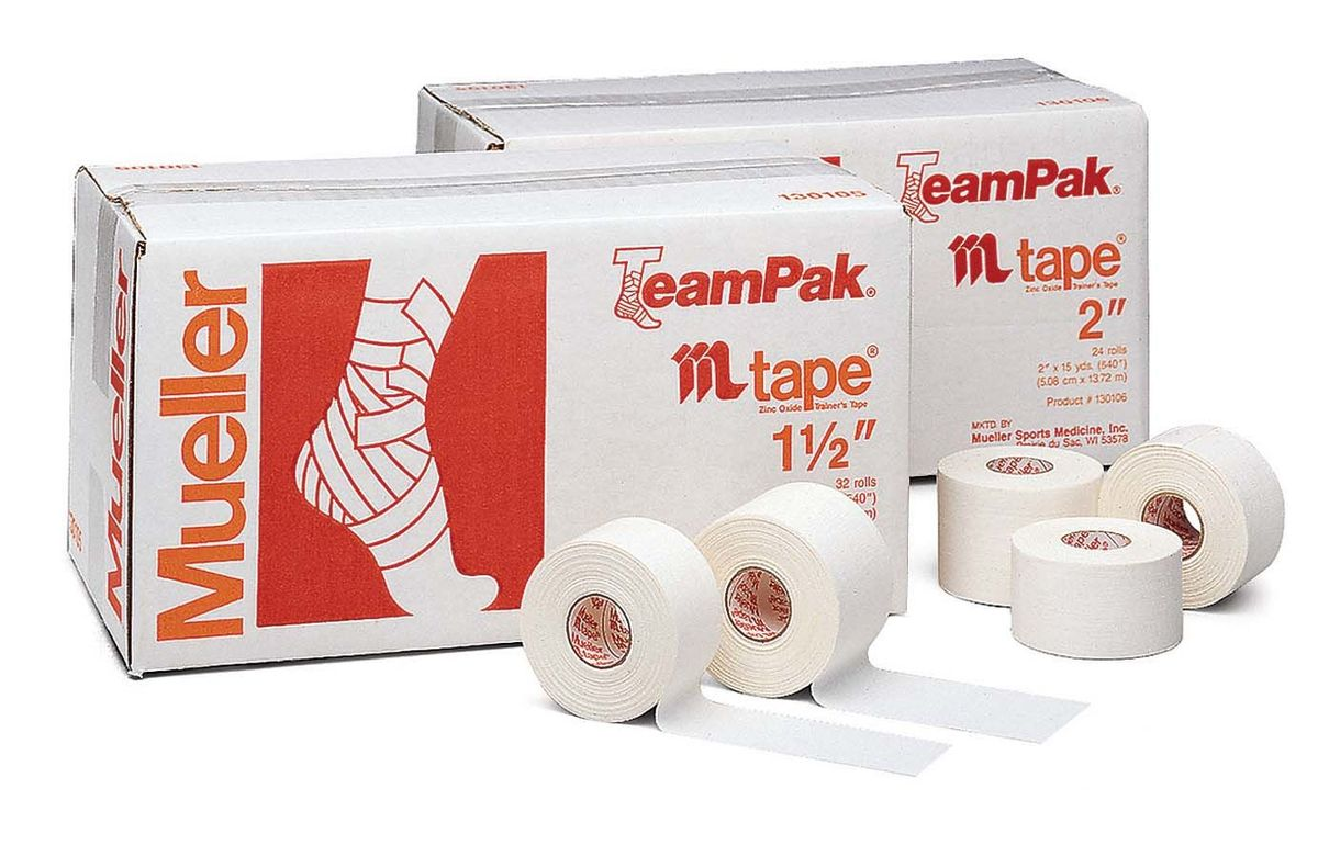 купить Tape Teampak 24 Rolls White в Кишинёве