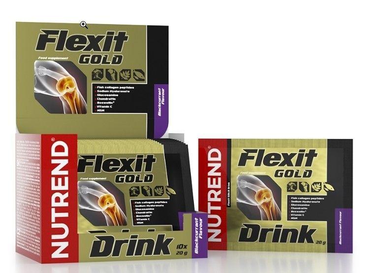 купить NT VS-068-200-CR FLEXIT GOLD DRINK, 20g, blackcurrant в Кишинёве