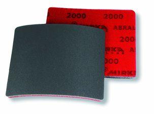 Шлифовальные полоски Mirka Abralon 115х140 мм Р1000, 8A11402092 20шт. уп