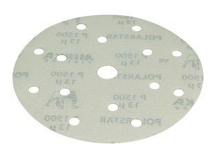 Шлифовальный круг Mirka POLARSTAR, 150mm, P1000 15H FA61105092 50шт/уп