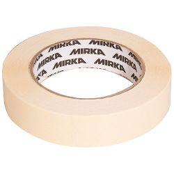 Маскировочная лента 25мм x 50м Mirka, 9190250001 72/p