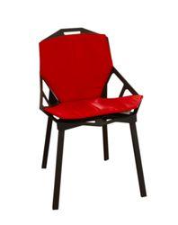 Sezut scaun textil, rosu AR-01VR