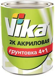 Грунтовка Vika 4+1 HS Акрил 2К Черная