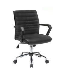 Smart Plus OC - Стул офисный, черный