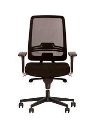 Кресло Absolute R NET черный WA ES AL70 OP/24 KL-019