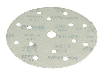 Шлифовальный круг Mirka POLARSTAR, 150mm, P1500 15H FA61105094 50шт/уп