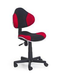Кресло FLASH  (чёрный/красный)