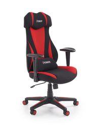 Кресло ABART (чёрный/красный)