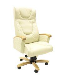 Кресло Galant Elit MB, buc, кожа Lux ваниль