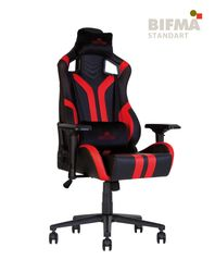 Кресло HEXTER PRO R4D Tilt MB70 ECO/03 черный-красный