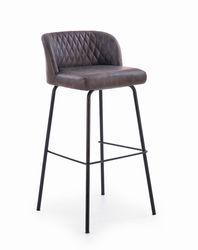 Кресло H92 (коричневый)