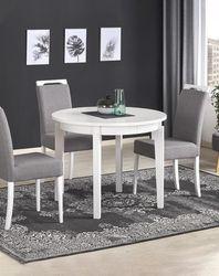 Стол Sorbus (белый/белый)