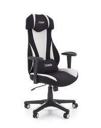 Кресло ABART (черный / белый)