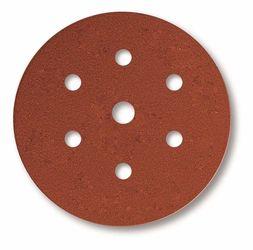 Шлифовальный круг Mirka  DEFLEX P40, 150mm, 7H 3062805040 50 шт/уп