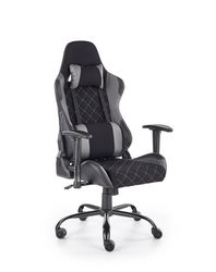 Кресло DRAKE  (чёрный/серый)