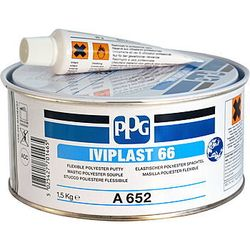 Шпаклевка для пластиков IVIPLAST