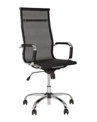 Кресло Slim HB NET TILT CHR68 T-01
