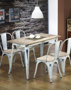 Стол MAGNUM + стул K204 (4шт.)