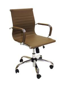 Кресло Slim LB TILT CHR68 ECO-35