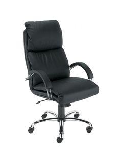 Кресло Nadir steel chrome RD-001