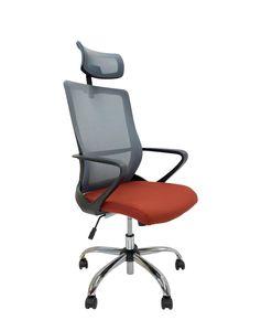 Кресло Fly HB GTP TILT CHR68, TK/02, SM-06