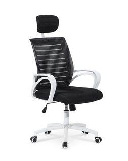 Кресло SOCKET (черный/белый)