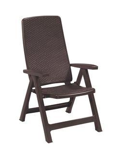 MONTREAL стул т.коричневый