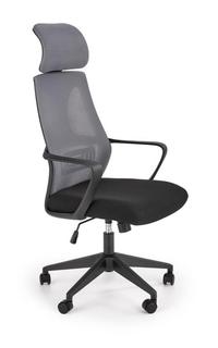 Кресло Valdez (серый/черный)