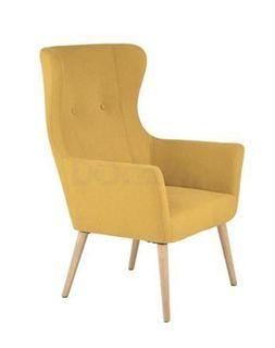 Кресло Cotto (желтый)