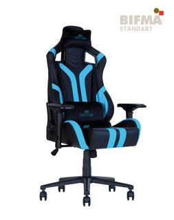 Кресло HEXTER PRO R4D Tilt MB70 ECO/03 черный-синий