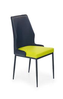 Стул K199 (зеленый/черный)