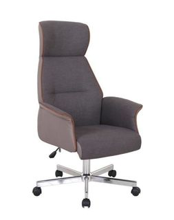 Кресло HADRIAN (серый)