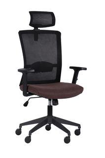 Кресло Uran HR (черный/sidney 26/черный)