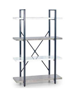 Stelaj STONNO REG-1 (alb/beton)