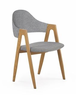 Кресло K344 (серый)