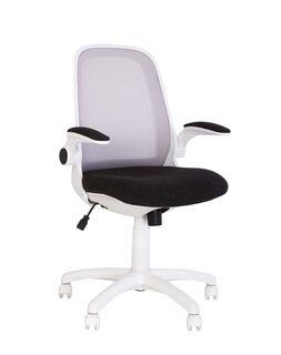 Кресло Glory GTP белый TILT PW62 OH/5 C-11